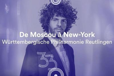De Moscou à New York • 72e Festival de musique de Besançon à Besancon