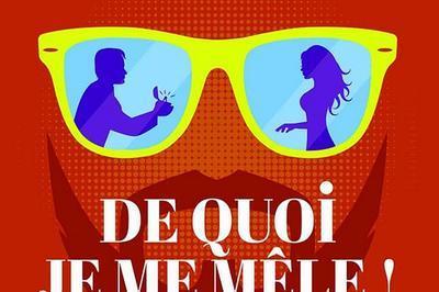 De Quoi Je Me Mele à Paris 14ème