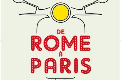 De Rome à Paris 2018