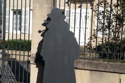 Déambulation-enquête Maigret à Vichy.