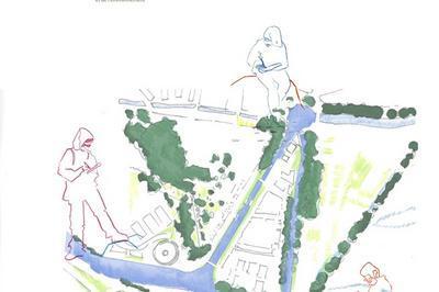 Déambulation Paysagère Et Dessinée Avec Les Urban Skechers à Amiens