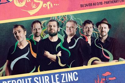 Debout Sur Le Zinc et Tisdass - Festival Qui Sème Le Son #3 à Parthenay