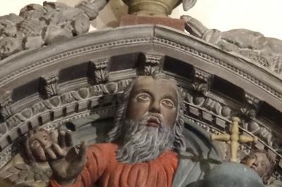 Découverte Commentée De L'église D'aix à Aix