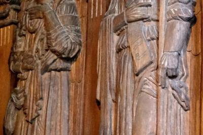 Découverte Commentée De L'église De Laroche-près-feyt à Feyt