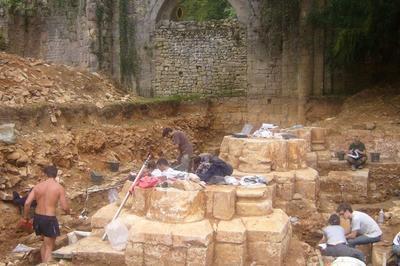 Découverte D'un Site Abbatial Carolingien à Nanteuil en Vallee