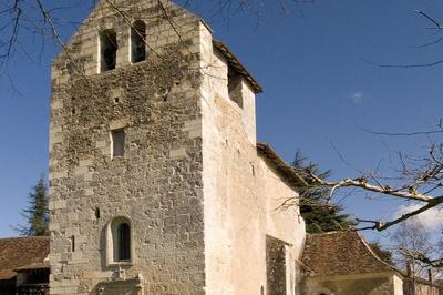 Découverte D'une Église Du Xiie Siècle à Saint Hilaire d'Estissac