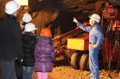 Découverte D'une Mine De Fer à Neufchef