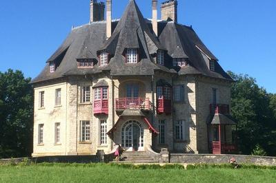 Découverte D'une Villa De Bord De Mer Au Milieu Des Bois à Bayel