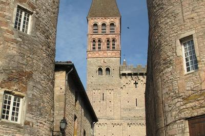 Découverte De L'abbaye Saint Philibert à Tournus