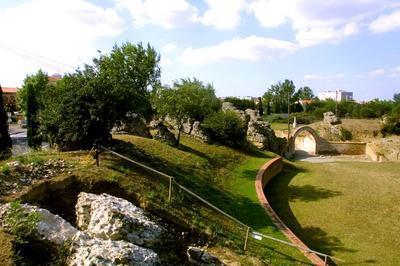 Découverte De L'amphithéâtre Romain De Toulouse-purpan