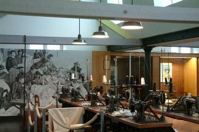 Découverte De L'atelier Et Du Travail Des Chemisières à Argenton sur Creuse