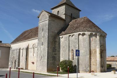Découverte De L'église à Limalonges
