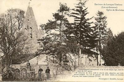 Découverte De L'église Saint-Pierre à Monbalen