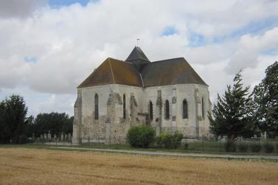 Découverte De L'église D'un Monastère Des Hospitaliers De Jérusalem Aujourd'hui Disparu. à La Chapelle Lasson