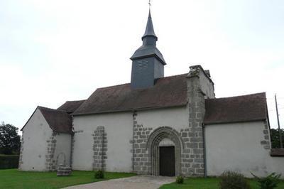 Découverte De L'église De La Celle-sous-gouzon à La Celle Sous Gouzon