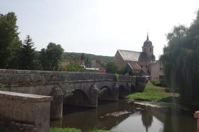 Découverte De L'église De Leffond à Champlitte