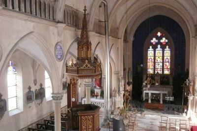 Découverte De L'église De Montarlot à Champlitte