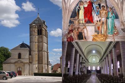 Découverte De L'église Et De La Chapelle Saint-christophe De Champlitte