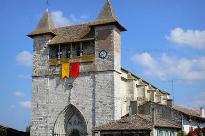 Découverte De L'église Notre-dame à Villereal