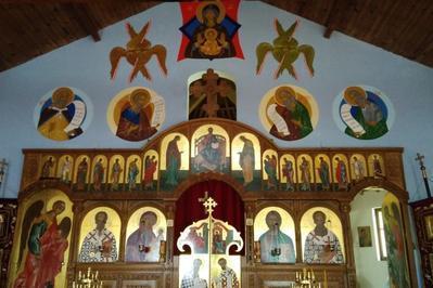Découverte De L'église Orthodoxe Saint-nicolas à Toulouse