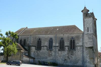 Découverte De L'église Saint-andré à Monflanquin