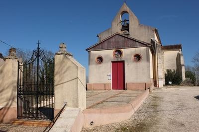 Découverte De L'église Saint-christophe à Villeton