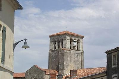 Découverte De L'église Saint Étienne à Coulonges sur l'Autize