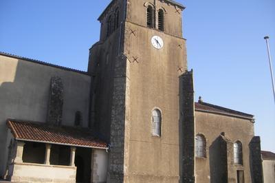 Découverte De L'église Saint-hilaire à Azay sur Thouet