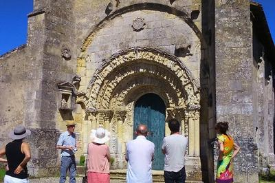 Découverte De L'église Saint-martin De Haux