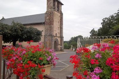 Découverte De L'église Saint-saturnin à Saint Sornin Lavolps