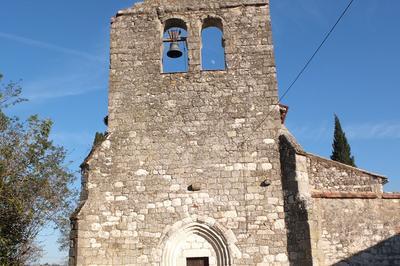 Découverte De L'église Saint-vincent à Bourran