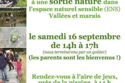 Découverte De L'espace Naturel Sensible Vallées & Marais De Bretoncelles