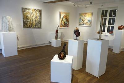 Découverte De L'exposition De L'année 2018 à La Tempéra à Entrains sur Nohain