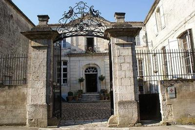 Découverte De L'hôtel Privé Cours De Thomazeau à Castillonnes