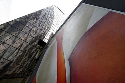 Découverte De L'oeuvre Monumentale De Guillaume Bottazzi à Courbevoie