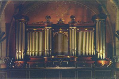 Découverte De L'orgue. à Flavigny sur Moselle