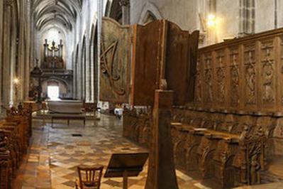 Découverte De L'orgue De Notre-dame Par Les Jeunes. à Bourg en Bresse
