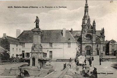Découverte De La Bibliothèque Bretonne à Auray