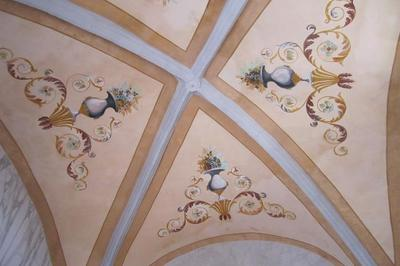 Découverte De La Chapelle Notre Dame De Consolation à La Bastide des Jourdans