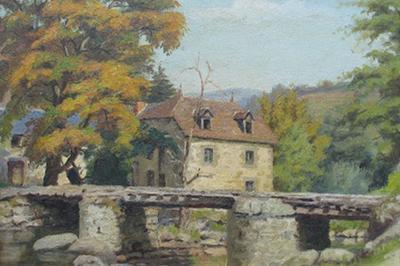 Découverte de la donation Auguste Clergeau à Eguzon-chantome