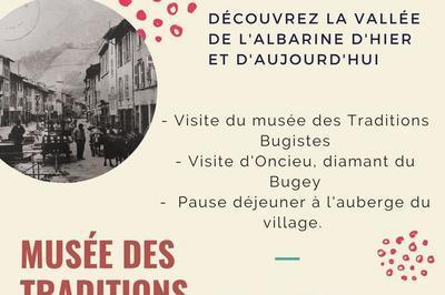 Découverte De La Vallée De L'albarine D'hier Et D'aujourd'hui à Saint Rambert en Bugey