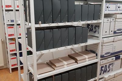 Découverte Des Archives à Picquigny