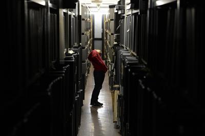Découverte Des Archives Départementales Des Hauts-de-seine à Nanterre