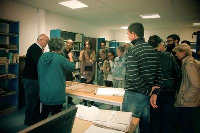 Découverte Des Coulisses Des Archives à Albi