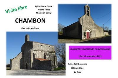 Découverte Des Églises De Chambon Et Du Cher