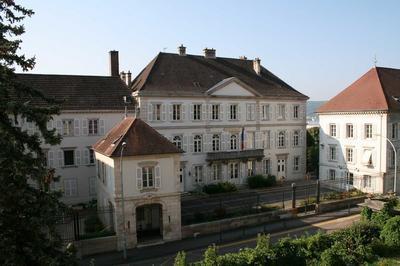 Découverte Des Salons, Des Objets D'arts Et De L'architecture De La Préfecture De La Haute-saône à Vesoul