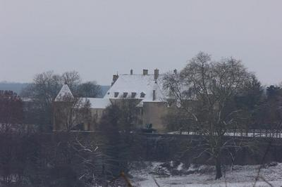 Découverte Du Château De Chitry Les Mines à Chitry les Mines