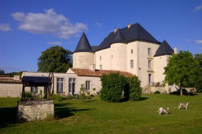 Découverte Du Château De La Commanderie à Ensigne