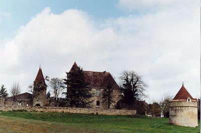 Découverte Du Château De Lavison à Loubens