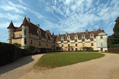 Découverte Du Château De Neuvic